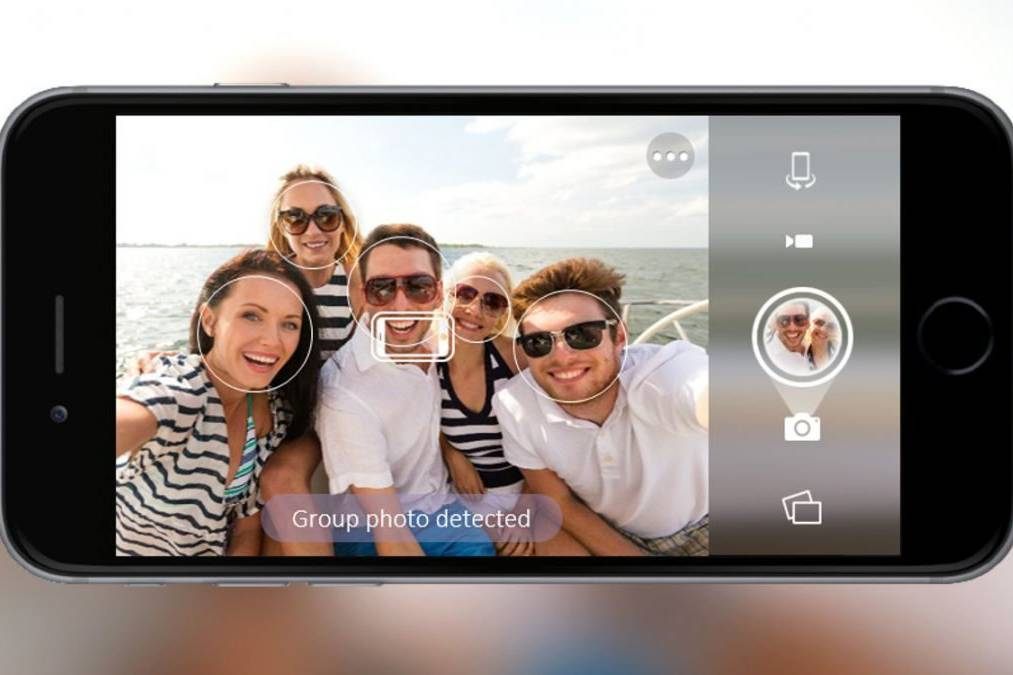 Application photo android gratuite avec aide pour cadrer Camera 51